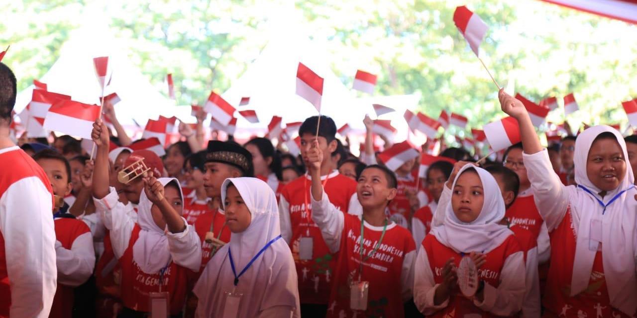 Potret Masalah Anak Indonesia