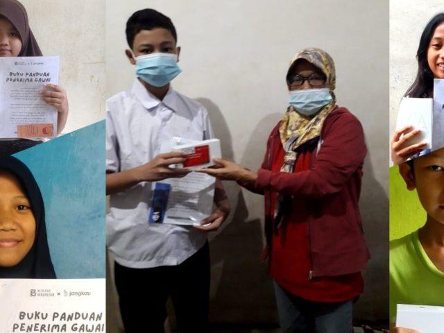 Pendistribusian Gawai untuk Anak Indonesia